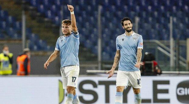 La svolta contro il Dortmund, la Lazio riparte con Ciro e Luis