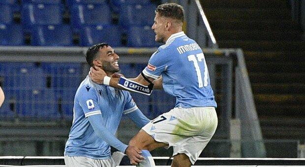 Lazio-Bologna, i voti: il Mago dà spettacolo, assist no look di Fares. Barrow scatenato