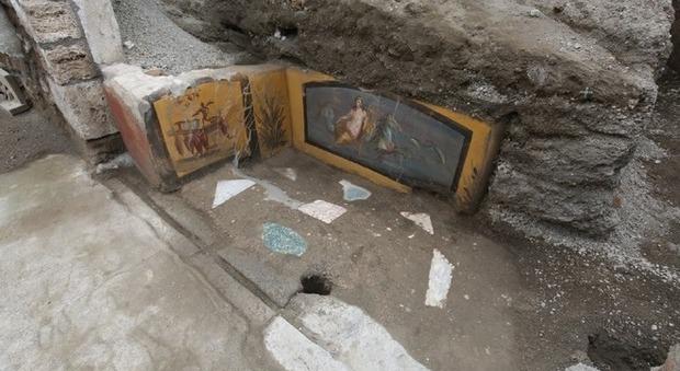 Pompei, ecco il primo fast food dell'antichità: ha duemila anni