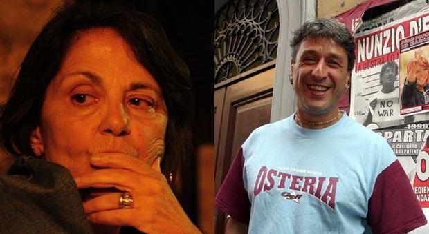 L'ex consigliere d'Erme all'ex terrorista Balzerani: «Ti sei pure divertita»