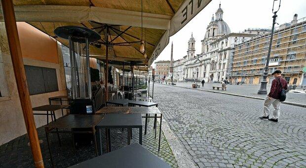 Roma zona rossa, blocco auto per l'ultima domenica ecologica