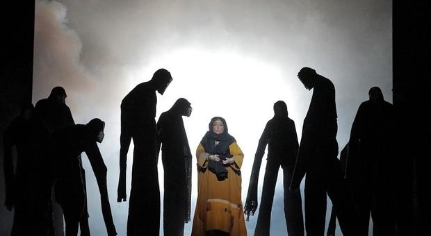 Alceste di Gluck con la regia di Sidi Larbi Cherkaoui