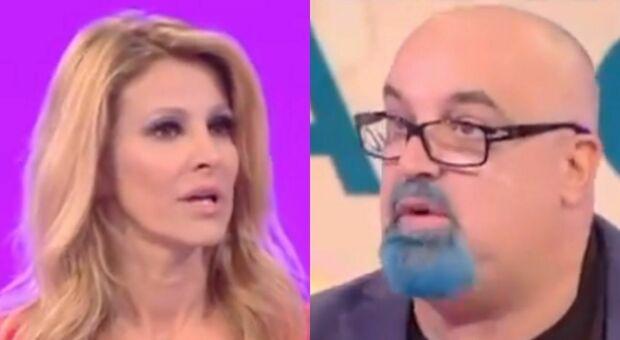 Giovanni Ciacci, annuncio choc in diretta: «Basta, mi sono rotto». Adriana Volpe incredula