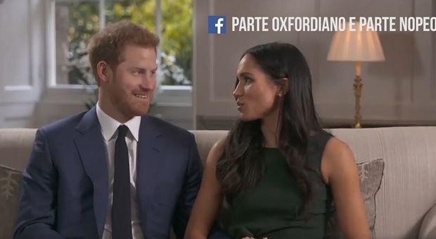 """Royal wedding, le parodie sul matrimonio reale: in rete la versione """"boss delle cerimonie"""""""