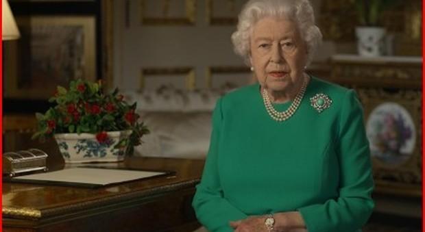 Coronavirus, la Regina Elisabetta in tv: «Uniti vinceremo noi, i britannici siano all'altezza»
