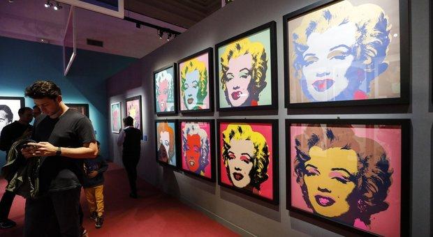 Ultime notizie Roma, la mostra di Andy Warhol al Vittoriano