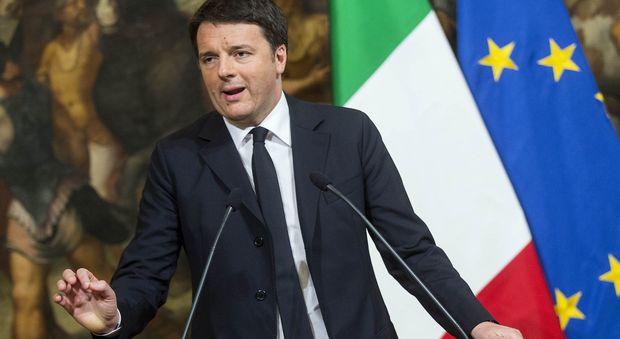 Terrorismo, Renzi: «Dobbiamo distruggerli, ma non siamo in guerra»