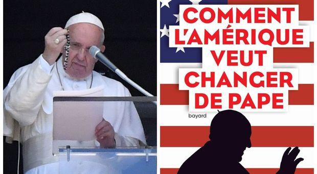 Papa Francesco, veleni in Vaticano. «Dagli Usa un complotto per farlo dimettere»