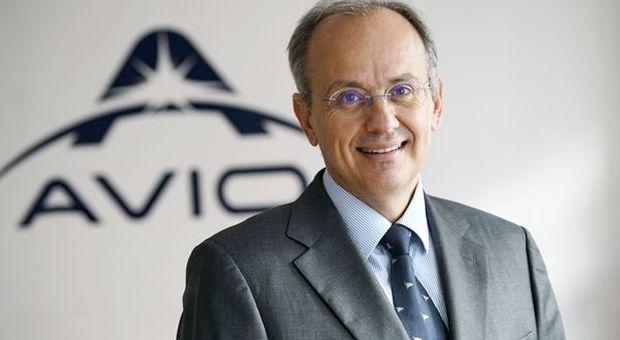 Avio,CdA conferma Giulio RanzoAmministratore Delegato