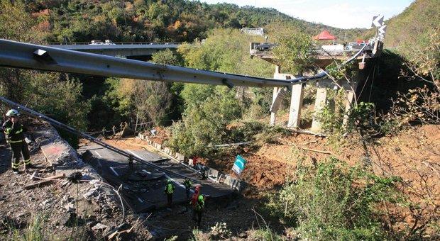 Crollo in galleria sull'autostrada A6 a Savona: tratto riaperto dopo la rimozione dell'intonaco caduto
