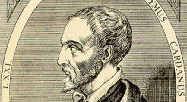 21 settembre 1576 Muore a Roma Gerolamo Cardano, matematico, medico e  astrologo