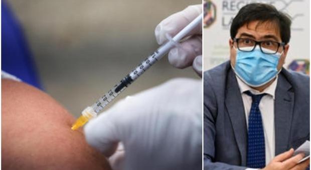D'Amato: «Aperture al 100% con il 90% di immunizzati»
