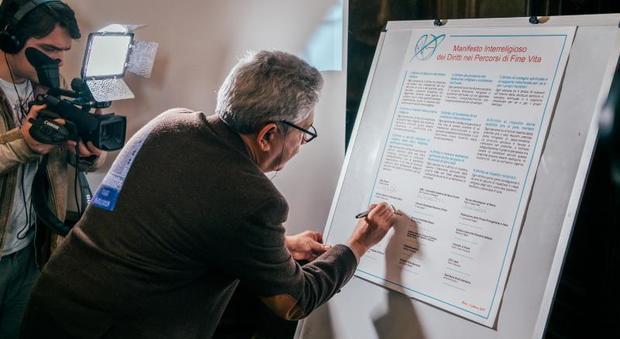 Fine vita, a Roma si firma il Manifesto interreligioso per i diritti e il supporto spirituale