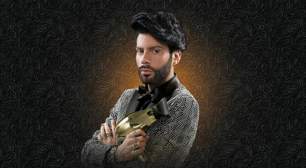 Salone delle meraviglie, nuovo cast di Federico fashion style a Sermoneta