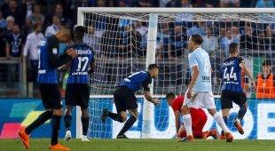 Lazio-Inter 2-3: Icardi e Vecino ribaltano il risultato, Inzaghi manca la Champions