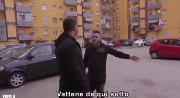 Piervincenzi picchiato a Pescara, parla l'aggressore: «Lo denuncio, mostri il video integrale»