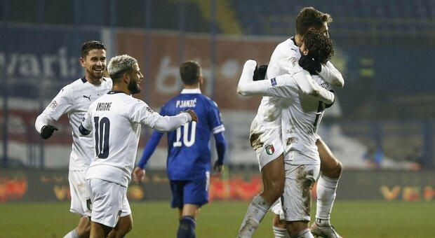 L'Italia torna tra le big, Mancini ha riportato la voglia di azzurro