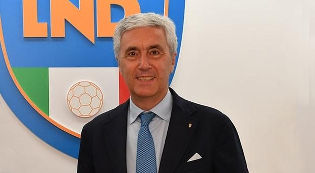Lnd, Sibilia: «Dal nuovo DPCM via ibera alle gare del calcio dilettanti»