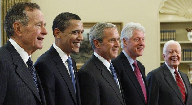 Morto George Bush senior, l'addio di Obama: «L'America ha perso un patriota»