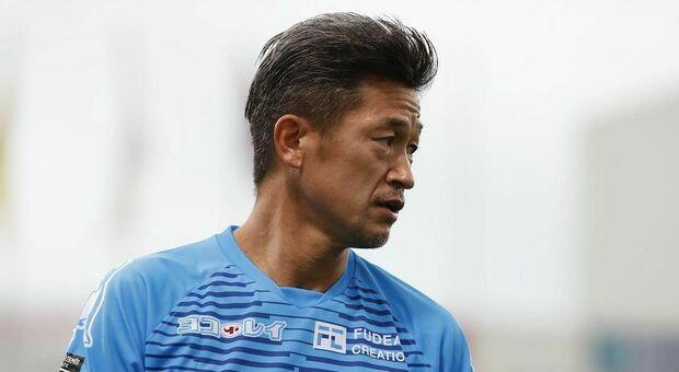 Instagram: yokohamafc_official Eterno Miura: rinnova il contratto a quasi 54 anni, è il più anziano della storia