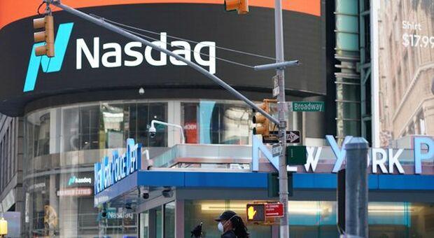 Nasdaq, profitti in aumento grazie a vivacità dei mercati e quotazioni