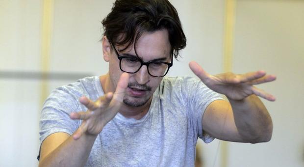 Il regista Damiano Michieletto