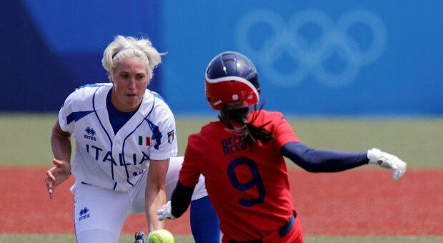 Tokyo 2020, gli azzurri in gara domani e dove vederli: il softball tenta la rivincita con l'Australia