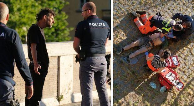 Roma, uomo ucciso sul Lungotevere dei Tebaldi. Preso l'aggressore: fu assolto per la morte di Beau Solomon