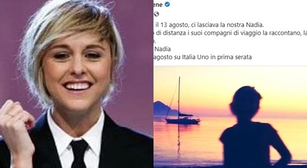 """Nadia Toffa, a un anno dalla scomparsa """"Le Iene"""" in onda con uno speciale"""