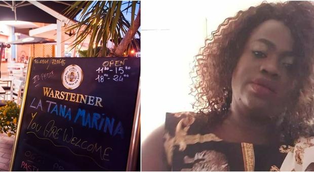 Razzismo in pizzeria a Rimini, la denuncia di una famiglia nigeriana: «Cameriere ha chiesto scusa a Mussolini per averci serviti»