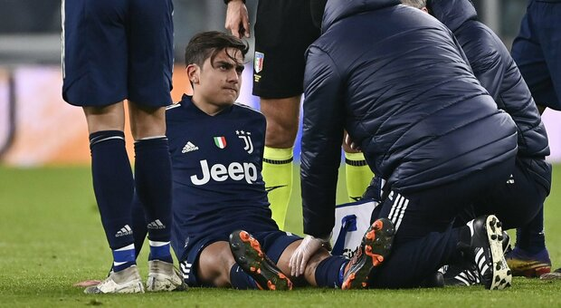 Juventus, Dybala salta l'Inter. Esami anche per Chiesa e McKennie