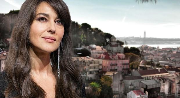 Monica Bellucci compra casa nel centro storico di Lisbona