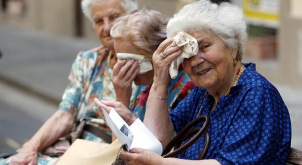 In Italia quasi 14 milioni di anziani: abbiamo la popolazione più vecchia d'Europa
