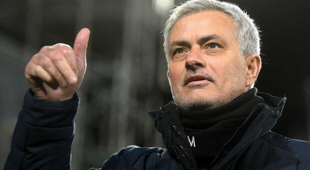 Mourinho: «All'Europeo osserverò i giocatori della Roma. L'Italia è tra le quattro più forti»