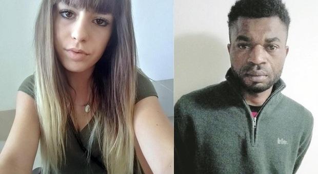 Pamela Mastropietro e Innocent Oseghale
