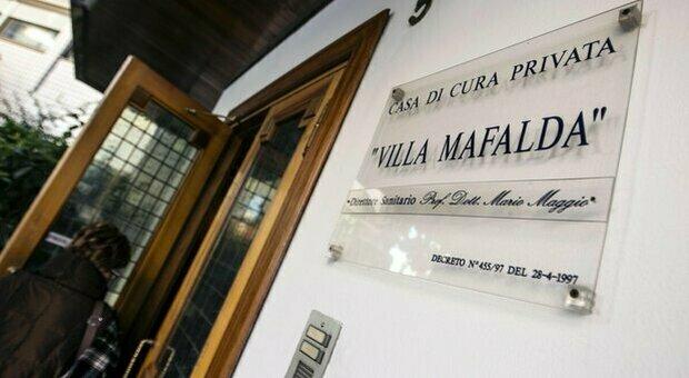 Villa Mafalda a Roma (foto d'Archivio)