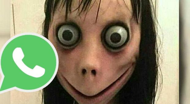 Momo Game, cosa sappiamo sul macabro gioco su Whatsapp che somiglia a Blu Whale: la polizia indaga sul suicidio di una 12enne