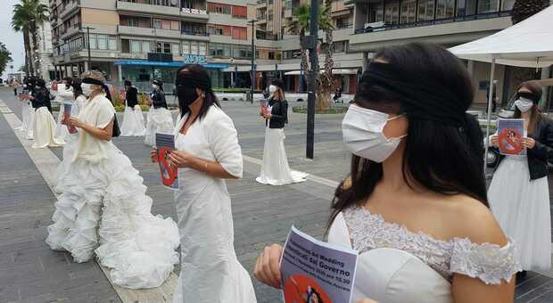 Matrimoni, si riparte dal 15 giugno: al via i banchetti nuziali
