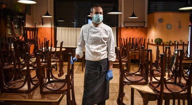 Lombardia, ristoranti e luoghi di lavoro: obbligo di mascherine e della rilevazione della temperatura Tutte le prescrizioni