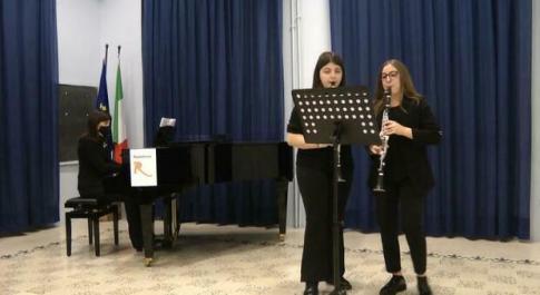 Giada Feliciangeli e Laura Martellucci