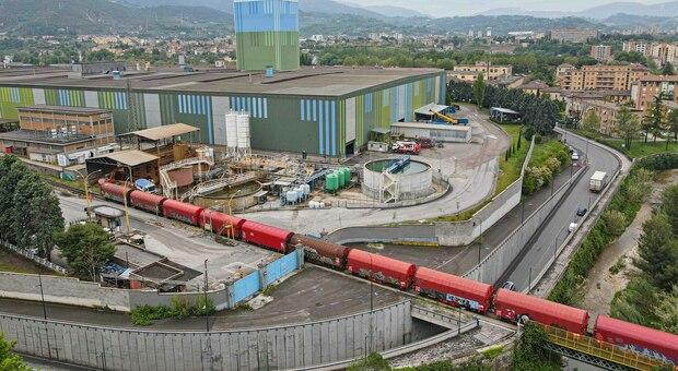 Zanella (Ast): «Con i taxi-treno il 60 per cento del trasporto va su rotaia: meno smog per Terni»