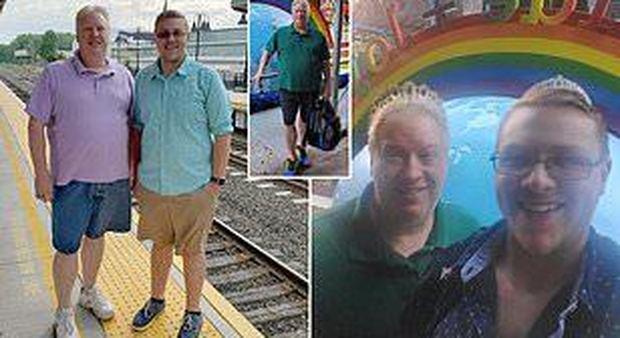 Papà fa coming out: «Sono gay». Prima di lui l'ex moglie e il figlio avevano fatto lo stesso