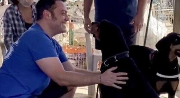 Tiziano Ferro, dopo la scomparsa di Beau arriva Jake: «Ecco come ha deciso di venire a casa nostra»