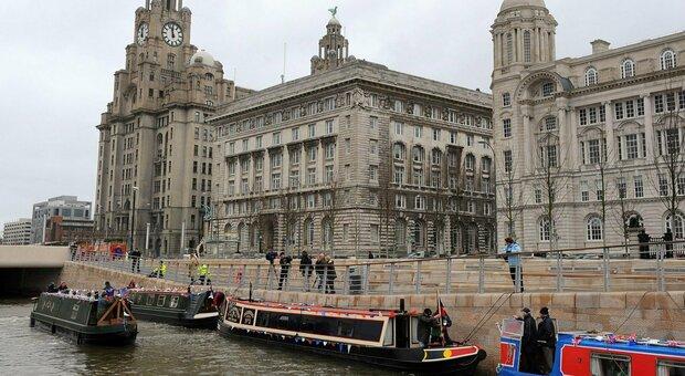 Unesco, il porto di Liverpool non è più patrimonio mondiale. Ira governo britannico