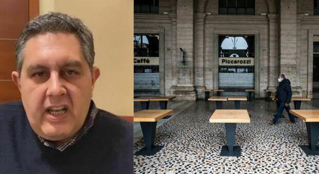 Restrizioni Covid,Toti: «no divieto asporto dopo le 18», bar minacciano disobbedienza civile