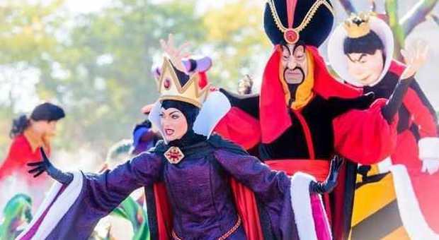 Halloween 2015 a Disneyland Paris: il brivido con i cattivi dei cartoni