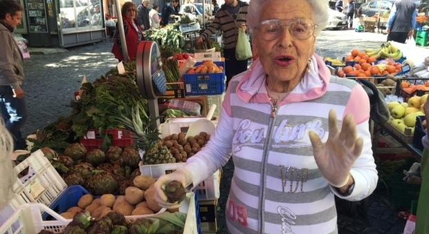 Addio a nonna Pasqualina, dal mercato alla Casa del Grande fratello