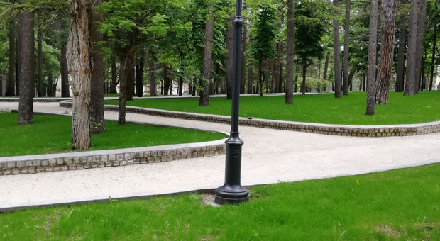 L'Aquila, che splendore il nuovo Parco del Castello. «Ora l ...