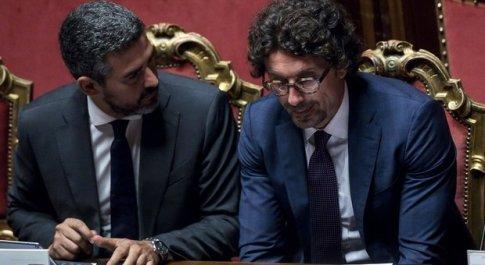 Tav, Toninelli resiste: «C'è ancora tanto da fare, le critiche di Salvini sono generiche»
