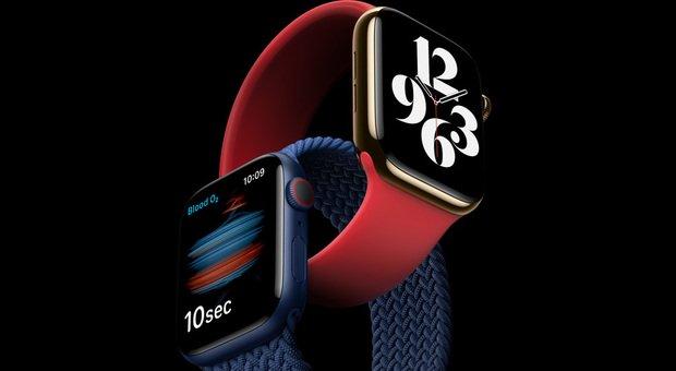 Apple, ecco il nuovo Watch Series 6. Per gli iPhone 12 bisognerà attendere